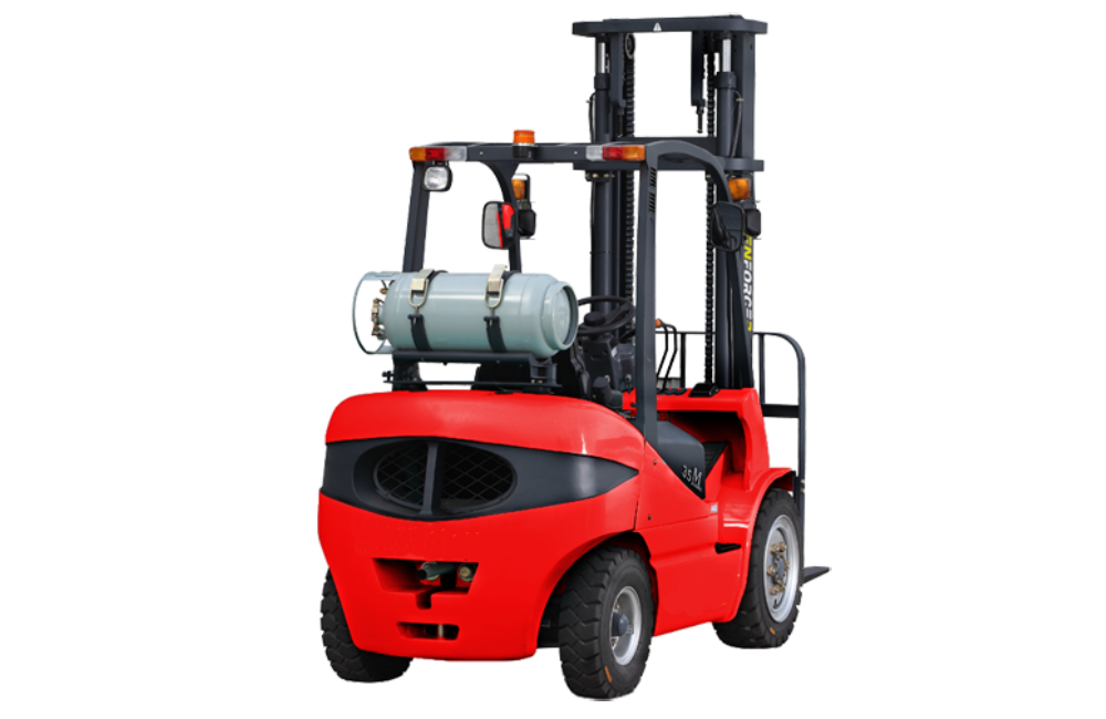 Reliable and Dependable Forklift Gas Bottle